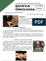 Apostila de Filosofia - 2ª série - Ensino Médio - 3º Bimestre