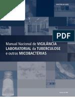 MANUAL NACIONAL DE VIGILÂNCIA LABORATORIAL DA TB E OUTRAS MICOBACTÉRIAS