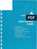 c64-Programmers Reference Guide-06-Input Output Guide