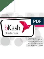Marketing Plan of bKash_Group 2