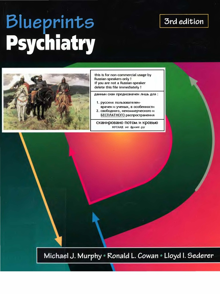 Blueprints psychiatry schizophrenia major depressive disorder malvernweather Image collections