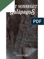 Vonnegut, Kurt - Galapagos