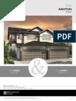 Ashton Duplex Model Sheet