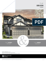 Devon Duplex Model Sheet