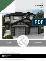 Lindale Duplex Model Sheet