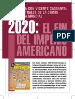 EL FUTURO DE LA ECONOMÍA Y DE LOS EE.UU.