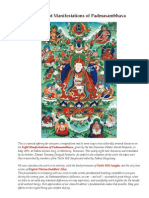 The Eight Manifestations of Padmasambhava