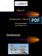 Clase 9 Desalineación Vibraciones