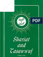 Shariat and Tasawwuf