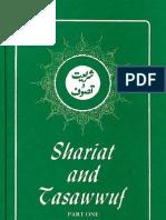 Shariat and Tasawwuf