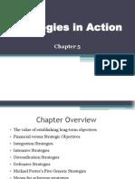 Michael Porter's Five Generic Strategies