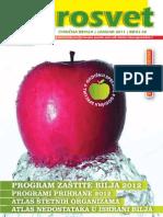 Program Zastite Bilja 2012
