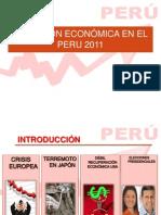 Situacion Economica Del Peru 2011