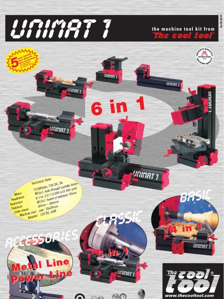 Unimat | Industries | Woodworking