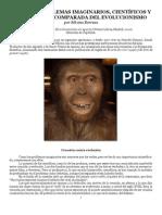 El Evolucionismo en Apuros(Dr Silvano Borruso)