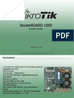 Rb 1000 Presentation