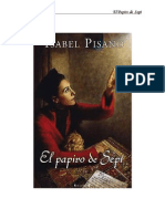 El Papiro de Sept - Isabel Pisano