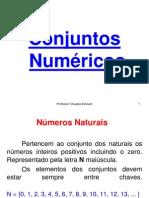 ( Aula 1 ) Conjuntos numéricos