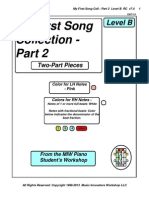 RC - My First Song Coll - Part 2 - Lvl B - 2-Part  RC  v7.4   1307-14
