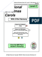 RC - Traditional Christmas Carols - Lvl C - 2-Part Harmony  RC  v7.4 1307-14a
