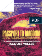 Jacques Vallee - Passport to Magonia