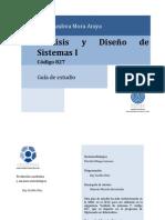 827 GE Analisis y Diseno de Sistemas I