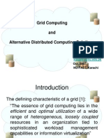 Grid vs Other Technologies