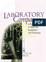 The Laboratory Companion - A Practical Guide to Materials, Equipment, And Technique (G.S. Coyne; Wiley 1997; 0471184225)