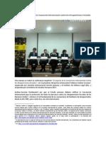 Perú y la ratificación de la Convención contra las desapariciones forzadas 7jun2012  BLOG