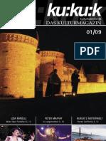 kukuk-Magazin, Ausgabe 01/2009