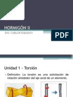 Diseño a torsión