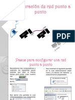 Configuración de red punto a punto (1)