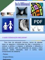 EDUC ESPECIAL - Áreas