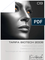 Tarifa Biotech ESP09
