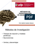 04 Métodos en Neurociencias