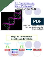 Capítulo 2 Replicación ADN 2011