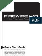 FireWire410_Quickstart