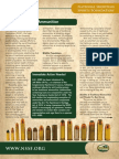 Traditional Ammo Fact Sheet