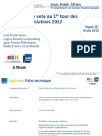 Rapport Barometre LEG Vague3