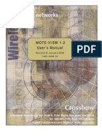 Mote-View Users Manual