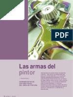 Las Armas Del Pintor