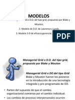 4° MODELOS do BLANCO