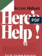 Here's Help!
