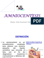Amniocentesis Domingo 27