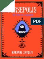 Satrapi, Persepolis 1 English
