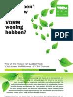Brochure Duurzaamheid