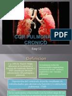 Cor Pulmonale Cronico 12
