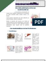 Tematica de Las Matematic