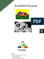 MNFL Raiders Playbook