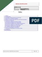 ANX6-MPC003 - Manual de Instalacion